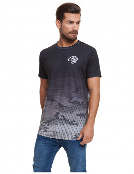 T-shirt Homem Danehurst Preto