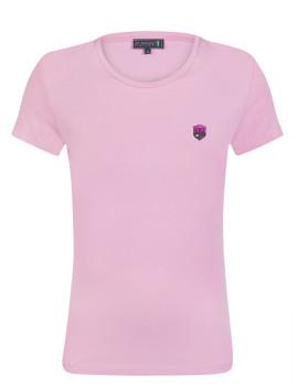 T-shirt Mid Iron Rosa