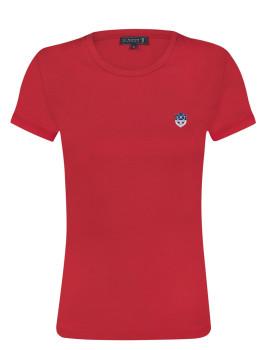 T-shirt Mid Iron Vermelho