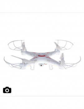 X5C-1 Drone 2Mp Hd Câmera Quadcopter Helicopter Ufo