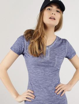 T-shirt Senhora Mija Violeta
