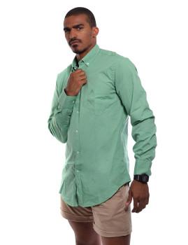 Camisa SMF Homem  Verde