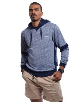 Sweater SMF Homem  Marinho