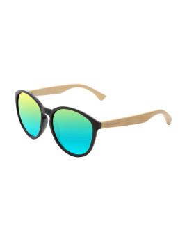 Óculos de Sol Eldga Senhora Oversized Verde Revo
