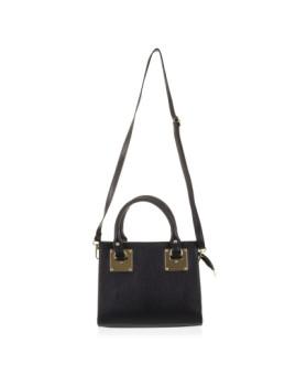 Mala Firenze Artegiani Luxury Bags Preta