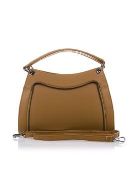 Mala Firenze Artegiani Luxury Bags Camel