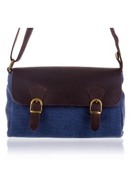 Mala de Ombro Firenze Azul
