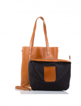 Mala Shopper Firenze Artegiani Luxury Bags Pele