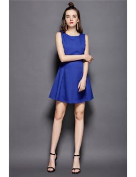 Vestido Skoonheid Azul