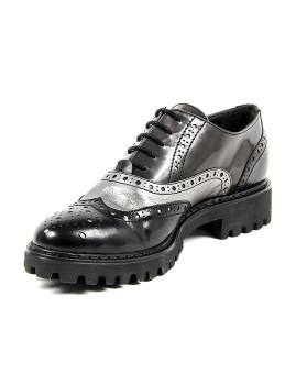 Sapato Cordões V1969 Abrasivato Preto
