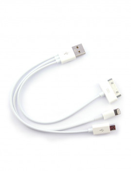 Cabo Multiplo USB2.0 UNIVERSAL