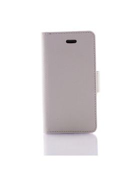 Capa  Em Livro   Iphone 5 /5S -Branco