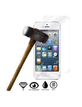 Película Protetora Vidro Temperado Iphone 5 Transparente