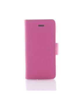 Capa  Em Livro   Iphone 5 /5S- Rosa