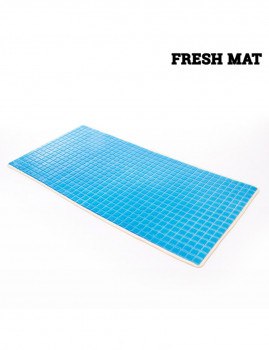 Colchão Refrescante De Gel Fresh Mat 75 X 160 Fresh Mat