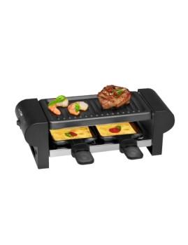 Raclette-Grill p/ 2 pessoas Clatronic