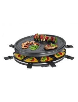 Raclette-Grill p/ 8 pessoas Clatronic