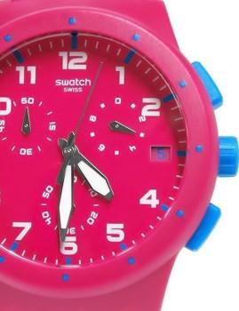 87c8d9a17f3 Relógio SWATCH Rosa Frame