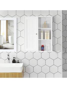 imagem de Móvel Casa De Banho Branco5