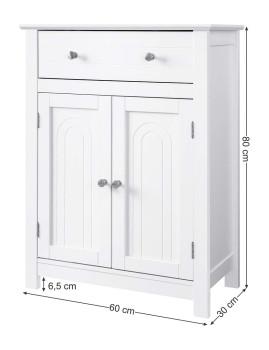 imagem de Móvel Cozinha Country House Style Branco4