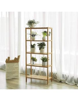 imagem de Estante Bambú Natural4