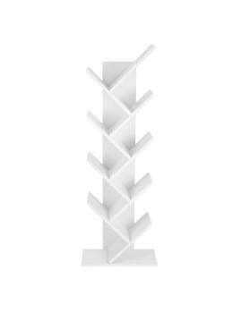 imagem de Estante 8 Níveis Branco1