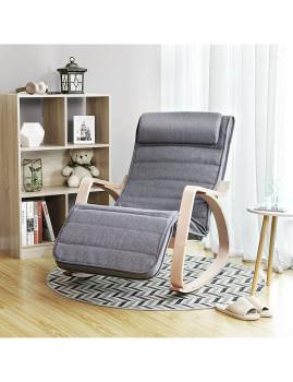 imagem de Cadeira Baloiço Cinza2