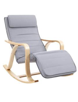 imagem de Cadeira Baloiço Com 5 Compartimentos Cinza Claro1