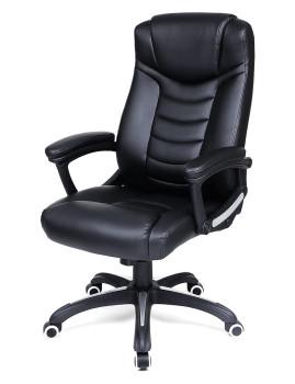 imagem de Cadeira Escritório Preto1