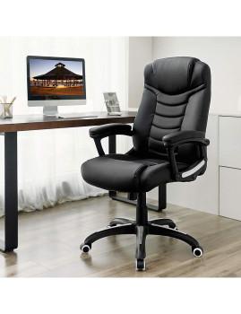 imagem de Cadeira Escritório Preto2