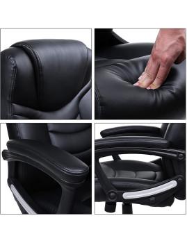 imagem de Cadeira Escritório Preto4