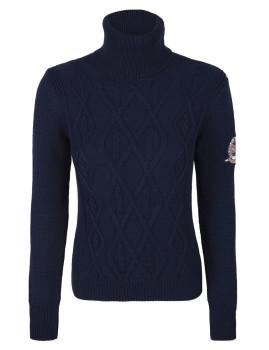 Pullover de Senhora Giorgio di Mare Azul Navy