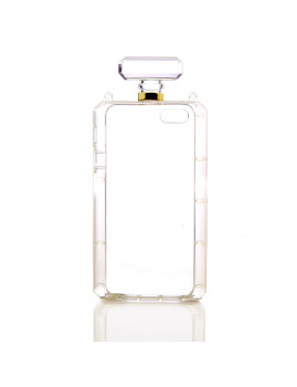 Capa Perfume c/ Correa Ip5 Transparente