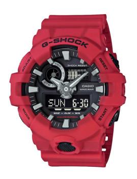 Relógio Homem Casio G-Shock Vermelho