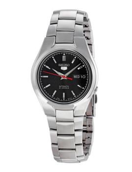 Relógio Seiko Homem Gent Fundo Preto