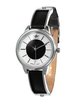 Relógio de Senhora by SC Crystal® Preto