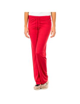 Calças de Pijama Tommy H. Senhora Vermelho