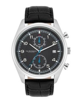 Relógio Joh Rothmann Prateado, Preto e Cinza