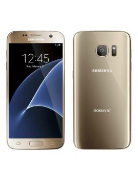 Samsung Galaxy S7 32Gb em Dourado Recondicionado