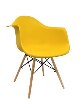 Cadeira Dimero Amarela