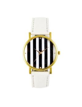 Relógio Sidartha Venice Branco Senhora