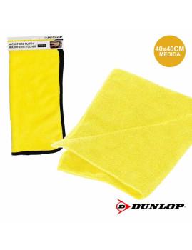 Pano de Limpeza Auto Microfibras Dunlop