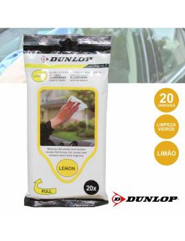Toalhetes Húmidos Dunlop para Limpeza exterior