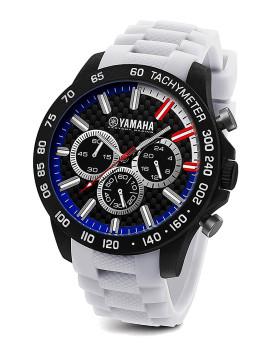 Relógio TW Steel Yamaha Branco e Preto