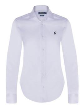 Camisa Ralph Lauren Senhora Branca
