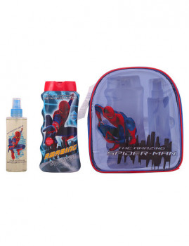 Coffret Marvel Spiderman Pack 3 Produtos