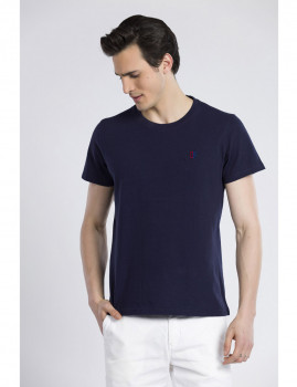 T-Shirt Jimmy Sanders Azul Navy
