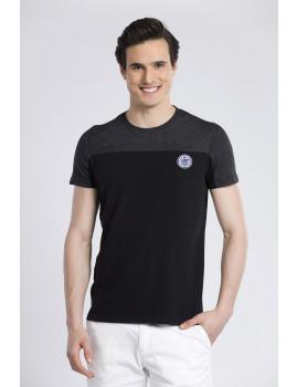 T-Shirt Jimmy Sanders Preta