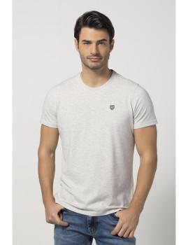 T-Shirt Jimmy Sanders Cinzento