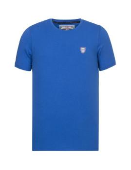 T-Shirt Jimmy Sanders Azul Sax